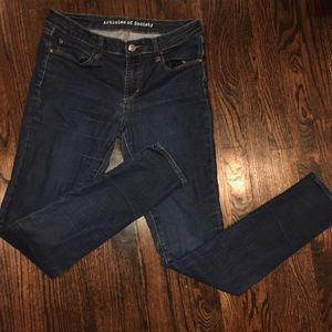 AOS Sarah skinny jean Hollywood wash